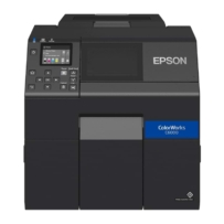 Epson C6000AE vonalkód címke nyomtató