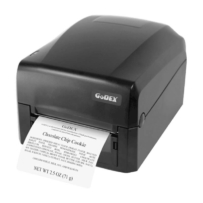 Godex GE300 vonalkód címke nyomtató