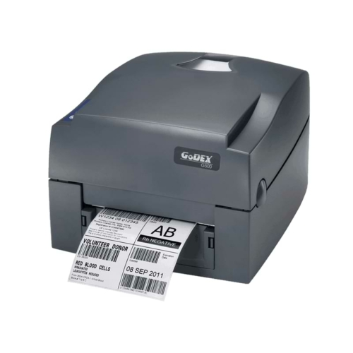 Godex G500 vonalkód címke nyomtató